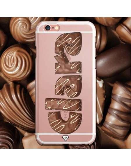 Funda chocolatina