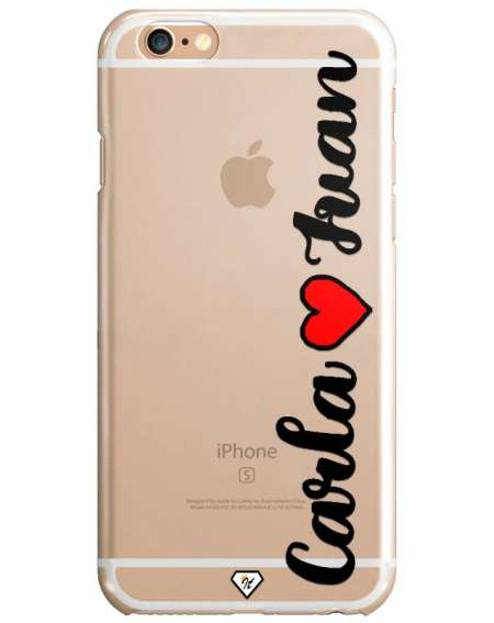 Funda sweet heart