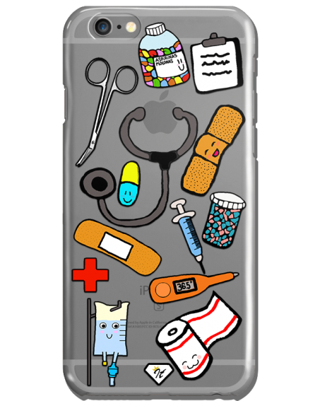 carcasa iphone dentista
