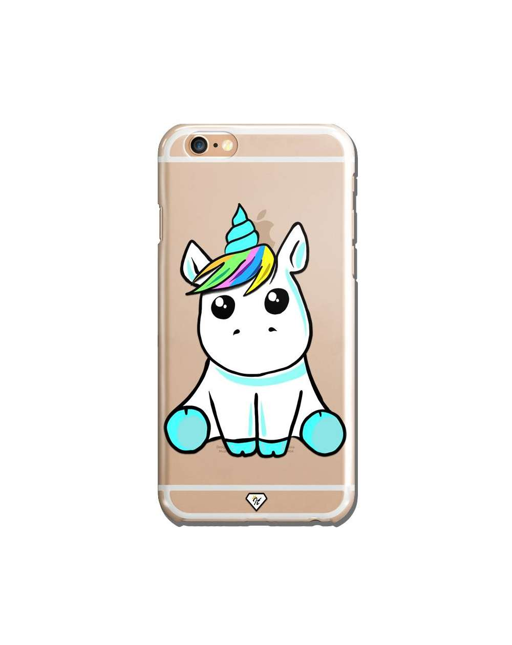 0fd390ba6ac Funda Dulce unicornio - ItChicShop